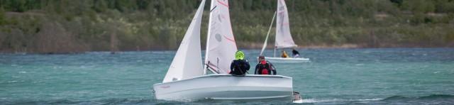 boat2share: neue Laser Bahia am Zwenkauer See