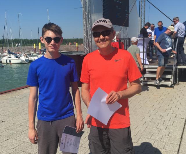 Z1-Cup zum Hafenfest in Zwenkau