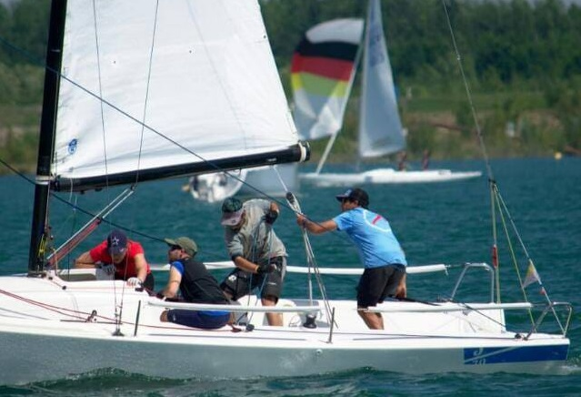 Trainingsregatta